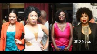 Tonto Dikeh, Chidi Mokeme, Others at Finding Goodluck Premiere.