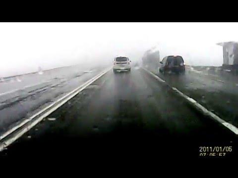 Авария под Майкопом