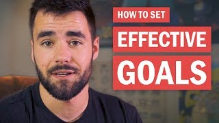 How to Set Goals You'll ACTUALLY Stick To