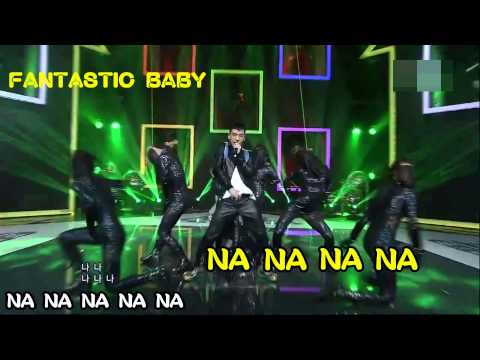 Bigbang - Fantastic Baby 繁中應援 video