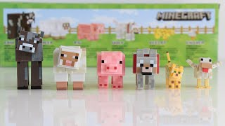 MINECRAFT Toys (Series 2) Animal 6 Pack
