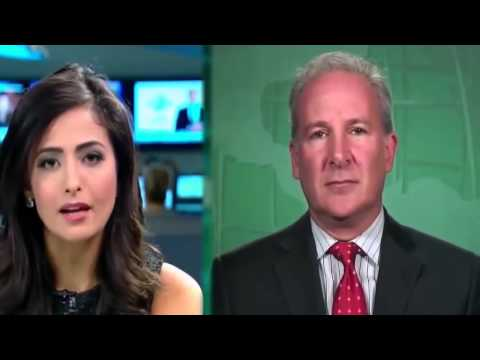 Peter Schiff On The U.S. economy, Stocks, Fed Policy In February - Economic Collapse 2016