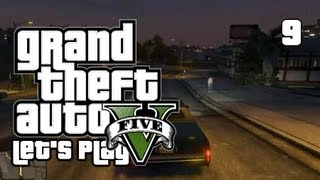 GTA V - Let's Play/Walkthrough - Mission 11: The Long Stretch - #9 - (GTA 5 Gameplay)
