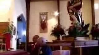 Missgeschick in Katholischer Kirche