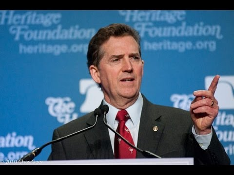 Jim DeMint: Government Didn't Free The Slaves