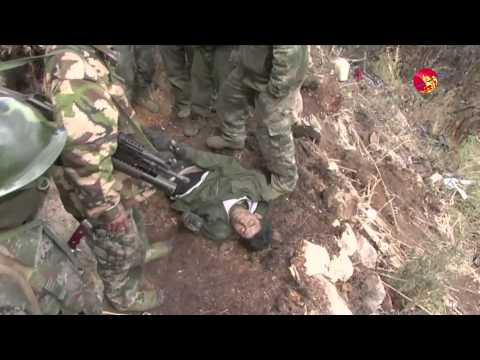 Kachin State Fighting Jan, 2013