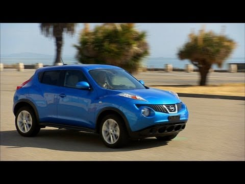 2012 Nissan Juke SV - Car Tech