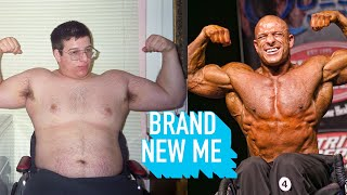 I Was Paralysed At 16 - Now I'm A Pro Bodybuilder | BRAND NEW ME