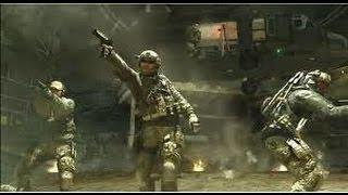 Modern Warfare 3: Sandman's Death Scene