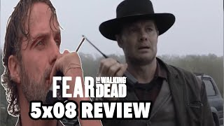 """Fear The Walking Dead 5x08 """"Is Anybody Out There?"""" - Review"""