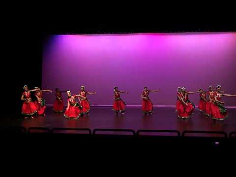 Uc Davis Sunatya At Dheem Tana 2014 video