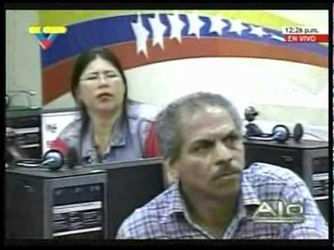 Presidente Chávez habla sobre Software Libre