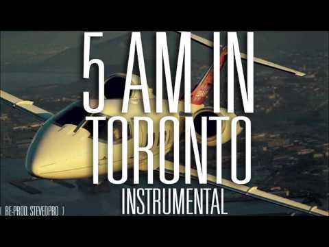 Drake - 5 AM in Toronto (Official Instrumental)