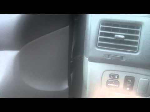 Model 2004 Toyota Sienna Power Sliding Door Recall 5