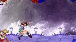JK MUGEN: Sailor Moon Vs Haruhi