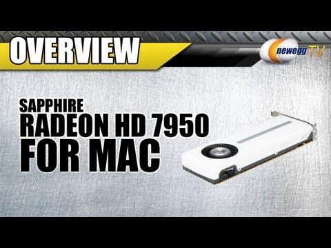 Newegg TV: SAPPHIRE Radeon HD 7950 MAC Edition Video Card Overview