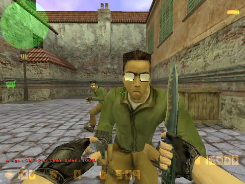 Chiki chiki version counterstrike 1.6