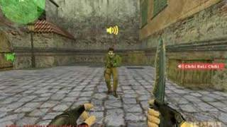 Thumb El Chiki chiki en versión Counter Strike 1.6