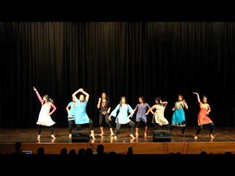South Indian Dance - Case Western Reserve University 2011 Uisa Show (awaaz) video