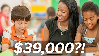 Do You Think Teachers Should Be Paid More?