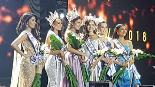 Miss World Philippines 2018 Announcement of Winners
