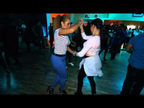 Salrica Salsa Social - Jorjet y Danielle