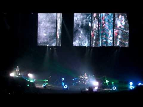 Muse 5 21 Supermassive Black Hole HD Madrid 28 11 2009 Live Directo
