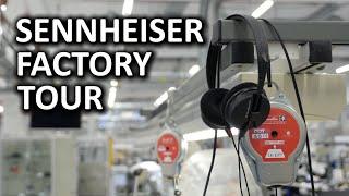 Sennheiser Factory Tour - Hanover, Germany