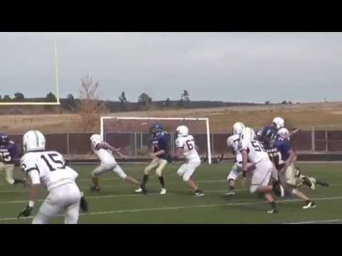 Kacin Freshman Highlights Pine Creek High School Colorado Springs 2012