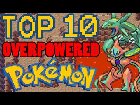 Top 10 Overpowered Hoenn Legendaries of Generation 3