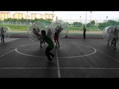 Bubble Sports in Malaysia!