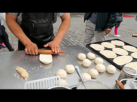 Xian Street Food - Fresh Baked Bread