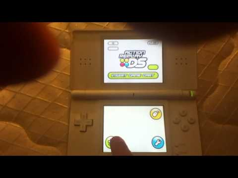 How To Use an Action Replay if it does not read games