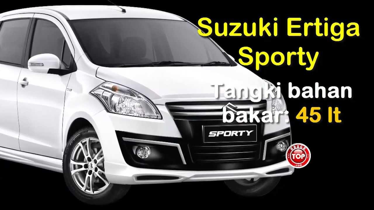 Harga Suzuki Ertiga