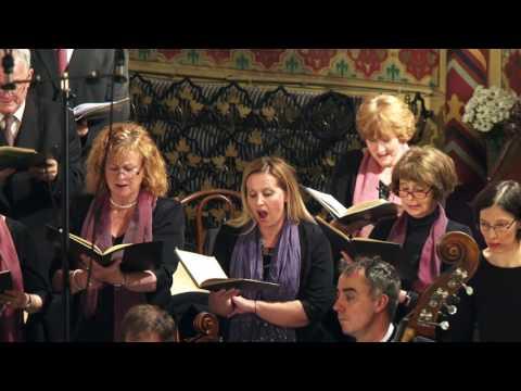 Előadták a János-passiót a fasori evangélikus templomban – Második rész