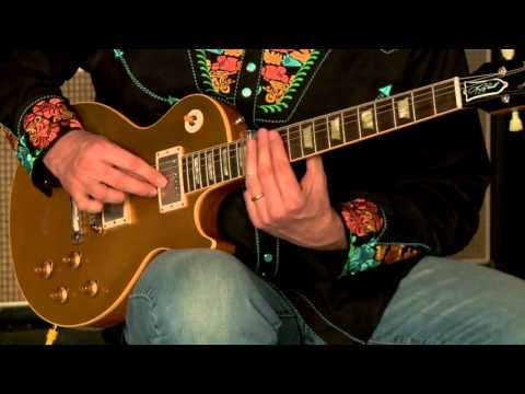 SOLD• Gibson Custom Shop Lee Roy Parnell Signature Les Paul • SN: LRP003