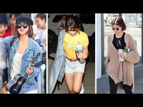 Selena Gomez's Street Style - 2018 [ Top 20 ] thumbnail