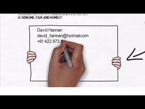 David Hannan  Resume (updated)