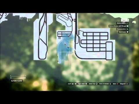 GTA 5 All 50 Spaceship Parts - Grand Theft Auto 5 Secrets PS3 Xbox 360