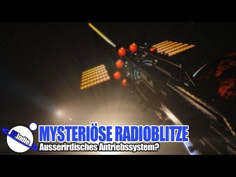 Mysteriöse Radioblitze FRB - Ausserirdisches Antriebssystem?
