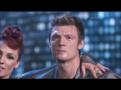 Dancing With Stars Season 21 Week 11 Nick Carter Sharna