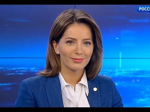 Ведущая Татьяна Столярова. Улыбнулась )