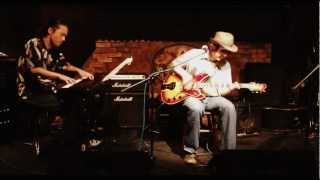 SOUL Style / Bring it on home to me -- MITSU a.k.a. DELTA BLUES PROJECT LIVE at What The Dickens!