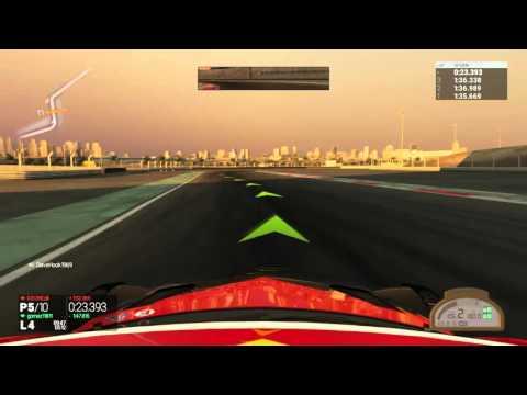 Dave TV Formula Touring Car Last Round Dubai