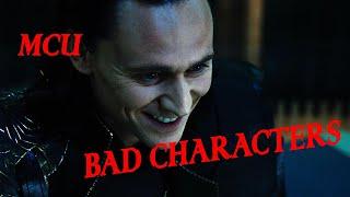 Avengers/MCU - Bad Characters