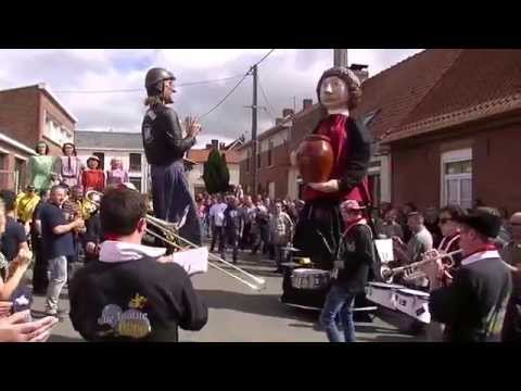 De Laatste drop' à Rubrouck avec Edgar le motard et Rosalie