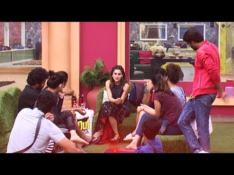 Taapsee Surprise Entry In Bigg Boss Show Telugu||  Episode 33 Highlights