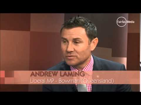 Qld Coalition MP Andrew Laming says there should be means testing for public education