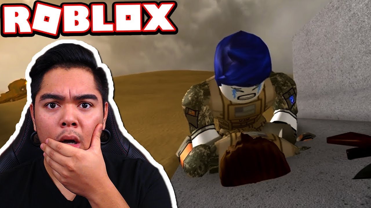 "REACTING TO ""THE LAST GUEST - A ROBLOX SAD STORY"" by ObliviousHD"