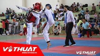 Giải Taekwondo học sinh TP.HCM năm 2017